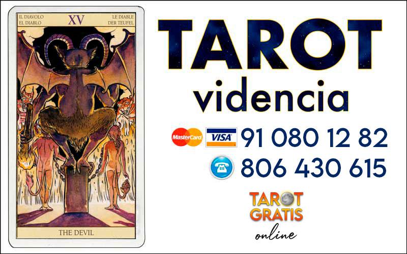 El Diablo - cartas del tarot - el tarot gratis online