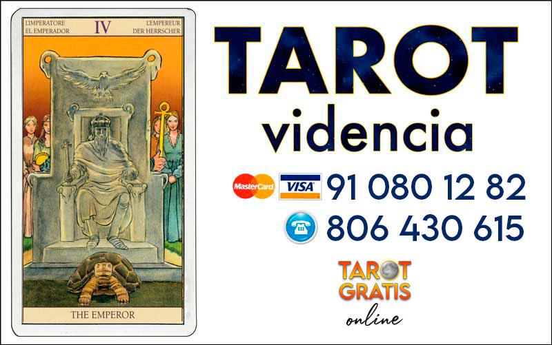 El Emperador - cartas del tarot - tarot gratis online