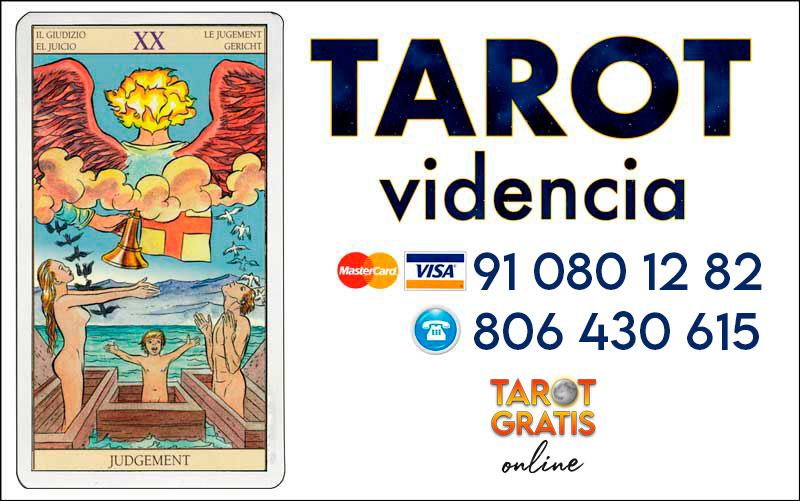 El Juicio - cartas del tarot - el tarot gratis online
