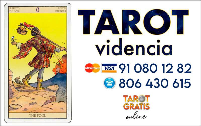 El Loco - cartas del tarot - el tarot gratis online