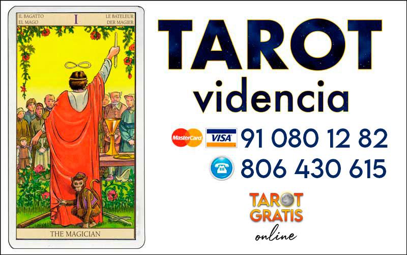 El Mago 02 - cartas del tarot - tarot gratis online