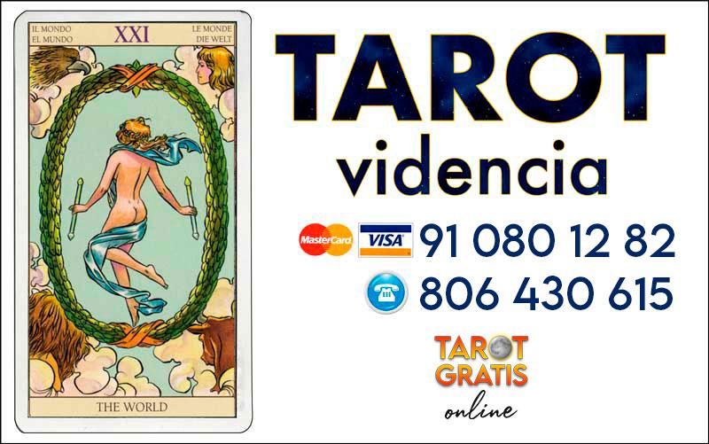 El Mundo - cartas del tarot - el tarot gratis online