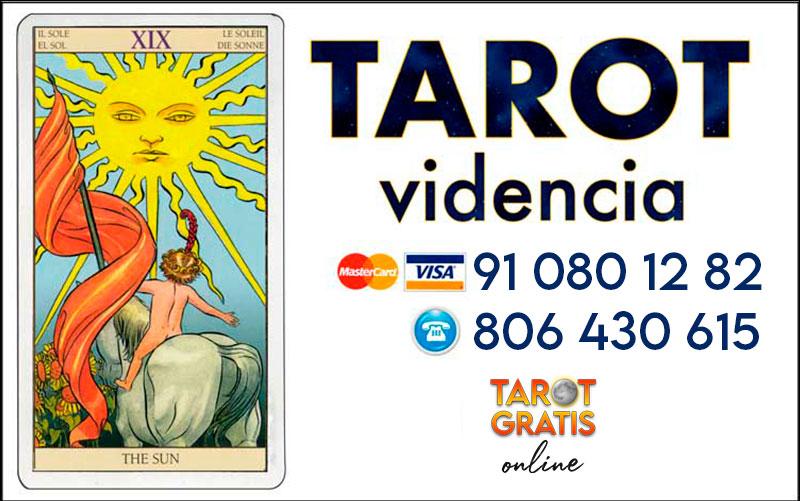 El Sol - cartas del tarot - el tarot gratis online