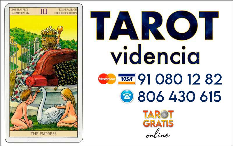 La Emperatriz 02 - cartas del tarot - tarot gratis online