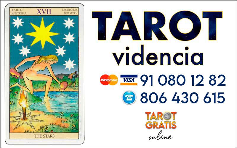 La Estrella - cartas del tarot - el tarot gratis online