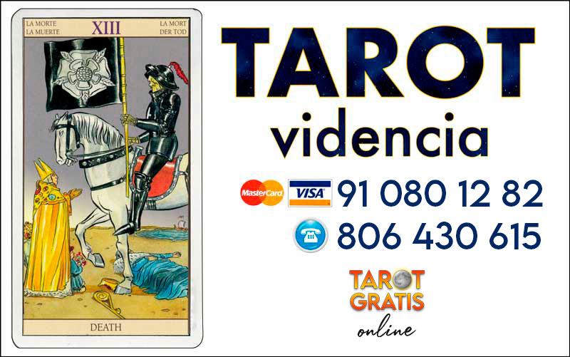 La Muerte - cartas del tarot - el tarot gratis online